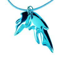 Cedric Charlier - Blue Necklace - Lyst