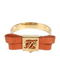 DSquared² | Brown Bracelet | Lyst