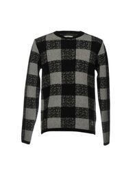 Franklin & Marshall - Gray Sweater for Men - Lyst