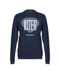 Iuter - Blue Sweatshirt for Men - Lyst
