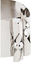 Jil Sander - Metallic Bracelets - Lyst
