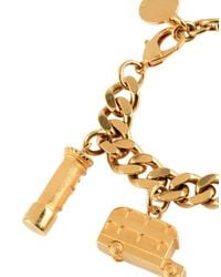 Stella McCartney - Metallic Bracelet - Lyst