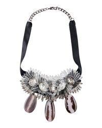Marella - Black Necklaces - Lyst