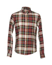 Sun 68 - Multicolor Shirt for Men - Lyst