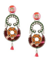Ayala Bar - Metallic Earrings - Lyst