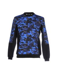 Markus Lupfer - Blue Sweatshirt for Men - Lyst