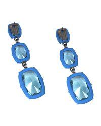 Rosie Assoulin - Blue Earrings - Lyst