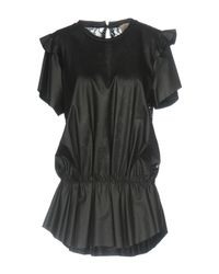 Nude - Black T-shirt - Lyst