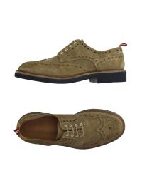 Green George - Natural Lace-up Shoes - Lyst