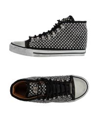 Black Dioniso | Black High-tops & Sneakers for Men | Lyst