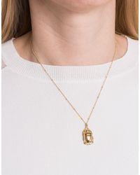Nina Kastens Jewelry - Metallic Necklace - Lyst
