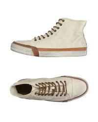 Frye | White High-tops & Sneakers for Men | Lyst
