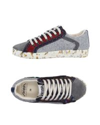 Springa | Gray Low-tops & Sneakers | Lyst