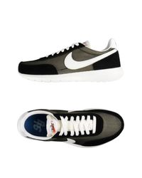 Nike   Gray Low-tops & Sneakers   Lyst