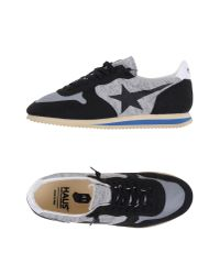 Haus By Golden Goose Deluxe Brand - Black Low-tops & Trainers for Men - Lyst