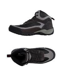 Lumberjack - Gray High-tops & Sneakers for Men - Lyst