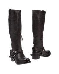 Miu Miu | Brown Boots | Lyst