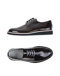 Roberto Pepe | Brown Lace-up Shoe for Men | Lyst