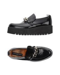 Alexander Smith - Black Moccasins - Lyst