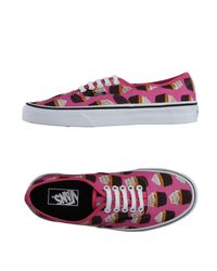 Vans - Multicolor Low-tops & Trainers - Lyst