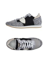 Philippe Model - Black Low-tops & Trainers - Lyst