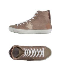 Philippe Model - Multicolor High-tops & Sneakers - Lyst