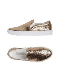 L'Autre Chose | Metallic Low-tops & Sneakers | Lyst