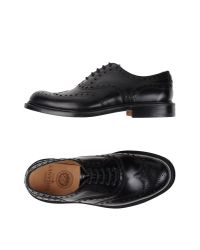 Cheaney | Black Lace-up Shoe for Men | Lyst