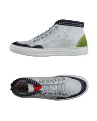 HTC | Gray High-tops & Sneakers for Men | Lyst