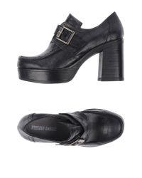 Pierre Darre' | Black Loafer | Lyst