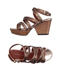 Marc By Marc Jacobs | Brown Sandals | Lyst