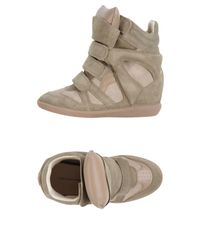 Étoile Isabel Marant | Multicolor High-tops & Sneakers | Lyst