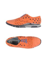 Dolce & Gabbana - Orange Low-tops & Sneakers for Men - Lyst