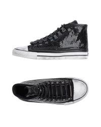 Black Dioniso | Black High-tops & Sneakers | Lyst