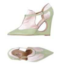 Valentino - Green Court - Lyst
