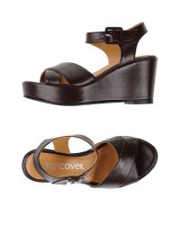 Jancovek - Brown Sandals - Lyst