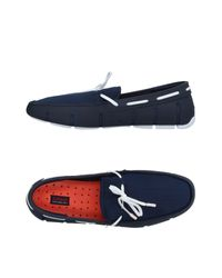 Swims | Blue Loafer for Men | Lyst