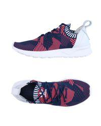 Adidas Originals - Blue Low-tops & Sneakers - Lyst