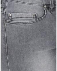 William Rast - Black Denim Pants - Lyst