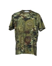 Givenchy - Green T-shirt for Men - Lyst