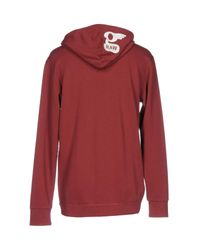 G-Star RAW - Red Sweatshirt for Men - Lyst