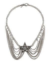 Emanuele Bicocchi - Metallic Necklaces - Lyst