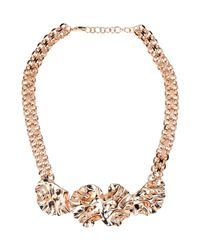 Tamara Akcay - Metallic Necklace - Lyst