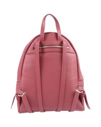 Love Moschino - Red Backpacks & Bum Bags - Lyst