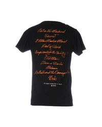 Sixpack - Black T-shirt for Men - Lyst