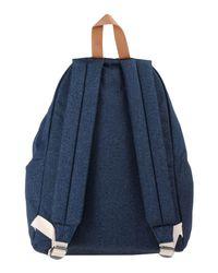 Eastpak - Blue Backpacks & Bum Bags - Lyst