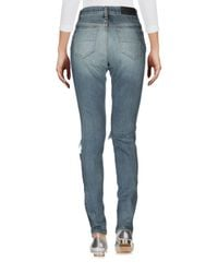 Amiri Blue Denim Trousers