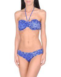 Sundek - Blue Bikini - Lyst