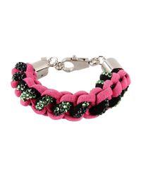 DSquared² - Blue Bracelets - Lyst