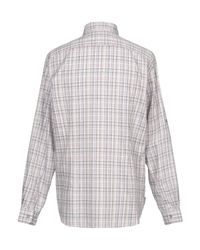 John Varvatos Gray Shirt for men